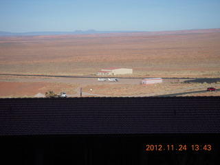 32 83q. Monument Valley - Goulding's - airport